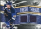 2008/09 Upper Deck Ice Fresh Threads Black Parallel #FTPB Patrik Berglund /25