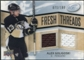 2008/09 Upper Deck Ice Fresh Threads Parallel #FTAG Alex Goligoski /100
