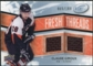 2008/09 Upper Deck Ice Fresh Threads Parallel #FTGI Claude Giroux /100
