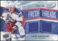 2008/09 Upper Deck Ice Fresh Threads Parallel #FTLK Lauri Korpikoski /100
