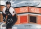 2008/09 Upper Deck Ice Fresh Threads Parallel #FTSB Luca Sbisa /100
