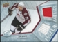 2008/09 Upper Deck Ice Frozen Fabrics #FFJJ Joe Sakic