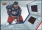 2008/09 Upper Deck Ice Frozen Fabrics #FFRN Rick Nash