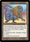 Magic the Gathering Urza's Destiny Single Masticore FOIL