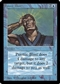 Magic the Gathering Beta Single Psionic Blast - SLIGHT PLAY (SP)