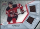 2008/09 Upper Deck Ice Frozen Fabrics Black Parallel #FFPE Patrik Elias /25