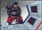 2008/09 Upper Deck Ice Frozen Fabrics Black Parallel #FFRN Rick Nash 11/25