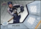 2008/09 Upper Deck Ice Frozen Fabrics Black Parallel #FFWB Shea Weber /25