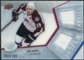 2008/09 Upper Deck Ice Frozen Fabrics Parallel #FFJJ Joe Sakic /100