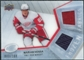 2008/09 Upper Deck Ice Frozen Fabrics Parallel #FFMH Marian Hossa /100