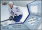 2008/09 Upper Deck Ice Frozen Fabrics Parallel #FFMS Mats Sundin /100
