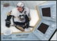 2008/09 Upper Deck Ice Frozen Fabrics Parallel #FFSC Sidney Crosby /100
