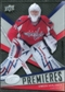 2008/09 Upper Deck Ice #109 Simeon Varlamov /1999