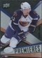2008/09 Upper Deck Ice #119 Joey Crabb /1999