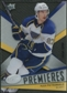 2008/09 Upper Deck Ice #148 Alex Pietrangelo /499