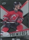 2008/09 Upper Deck Ice #155 Matthew Halischuk /499