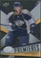 2008/09 Upper Deck Ice #158 Patric Hornqvist /499