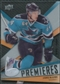 2008/09 Upper Deck Ice #159 Jamie McGinn /499
