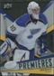 2008/09 Upper Deck Ice #168 Ben Bishop RC /499