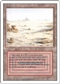 Magic the Gathering 3rd Ed (Revised) Single Badlands - NEAR MINT (NM)