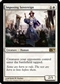 Magic the Gathering 2014 Single Imposing Sovereign UNPLAYED (NM/MT)
