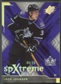 2007/08 Upper Deck SPX Hockey Jack Johnson Rookie SpXtreme #06/25