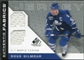 2007/08 Upper Deck SP Game Used Authentic Fabrics #AFDG Doug Gilmour