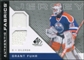 2007/08 Upper Deck SP Game Used Authentic Fabrics #AFGF Grant Fuhr
