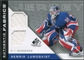 2007/08 Upper Deck SP Game Used Authentic Fabrics #AFHL Henrik Lundqvist