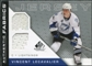 2007/08 Upper Deck SP Game Used Authentic Fabrics #AFVL Vincent Lecavalier