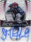 2006/07 Upper Deck Trilogy Ice Scripts #ISJT Jose Theodore Autograph