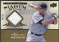 2008 Upper Deck UD A Piece of History Stadium Scenes Jersey Gold #SS25 Lance Berkman /99