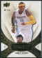 2008/09 Upper Deck Exquisite Collection Gold #5 Carmelo Anthony 8/50