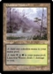Magic the Gathering Apocalypse Single Llanowar Wastes LIGHT PLAY (NM)