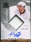 2008/09 Upper Deck The Cup #79 Andrew Ebbett Rookie Patch Auto /249