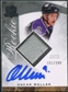 2008/09 Upper Deck The Cup #108 Oscar Moller Rookie Patch Auto /249
