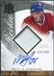 2008/09 Upper Deck The Cup #113 Matt D'Agostini Rookie Patch Auto /249