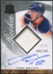 2008/09 Upper Deck The Cup #119 Josh Bailey Rookie Patch Auto /249