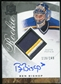 2008/09 Upper Deck The Cup #137 Ben Bishop Rookie Patch Auto 119/249