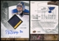 2008/09 Upper Deck The Cup #137 Ben Bishop Rookie Patch Auto 152/249
