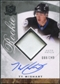 2008/09 Upper Deck The Cup #140 Ty Wishart Rookie Patch Auto /249