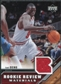 2005/06 Upper Deck Rookie Review Materials #LD Luol Deng