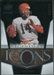2008 Upper Deck Icons Legendary Icons Jersey Silver #LI12 Ken Anderson /150