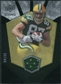 2008 Upper Deck Icons Rookie Brilliance Jersey Gold #RB21 Jordy Nelson /99