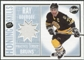 2002/03 Upper Deck Vintage Jerseys #HSRB Ray Bourque