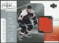 2001/02 Upper Deck UD Top Shelf Jerseys #TJJW Justin Williams Update