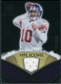 2008 Upper Deck Icons NFL Icons Jersey Silver #NFL21 Eli Manning /150