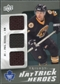 2009/10 Upper Deck Trilogy Hat Trick Heroes #HTHKE Phil Kessel