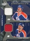 2009/10 Upper Deck Trilogy Line Mates #LMAM Mark Messier Glenn Anderson