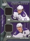 2009/10 Upper Deck Trilogy Line Mates #LMBK Anze Kopitar Dustin Brown